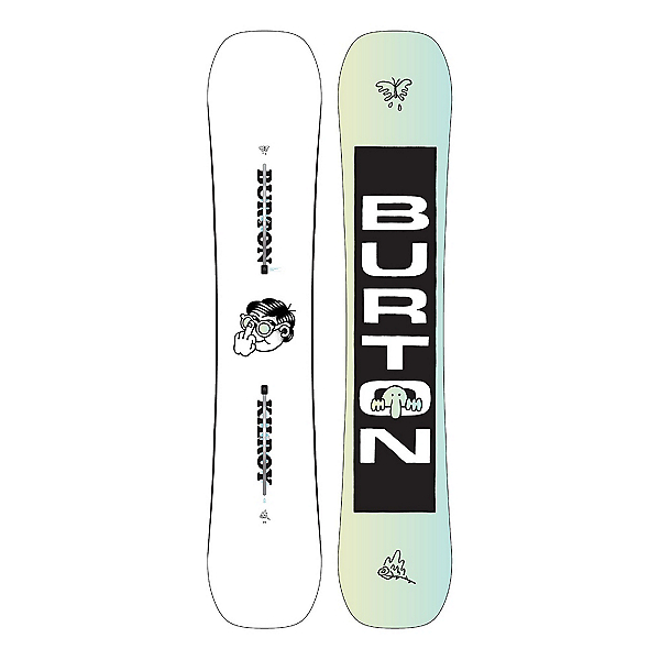 Burton Kilroy Twin Snowboard, , 600
