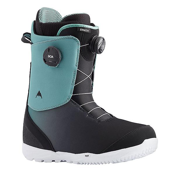 Burton Swath Boa Snowboard Boots, Slate-Black Fade, 600