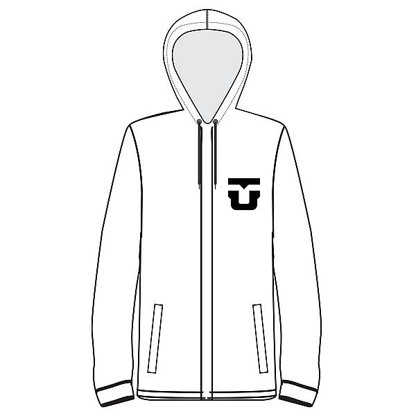 Union Team Jacket Mens Jacket, White, 600