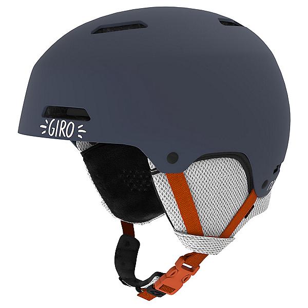 Giro Crue Kids Helmet 2020, Matte True Navy Namuk, 600
