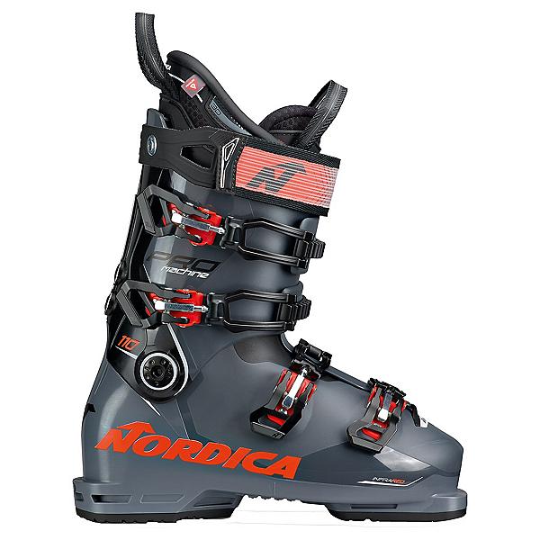 Nordica Promachine 110 Ski Boots, Anthracite-Black-Red, 600