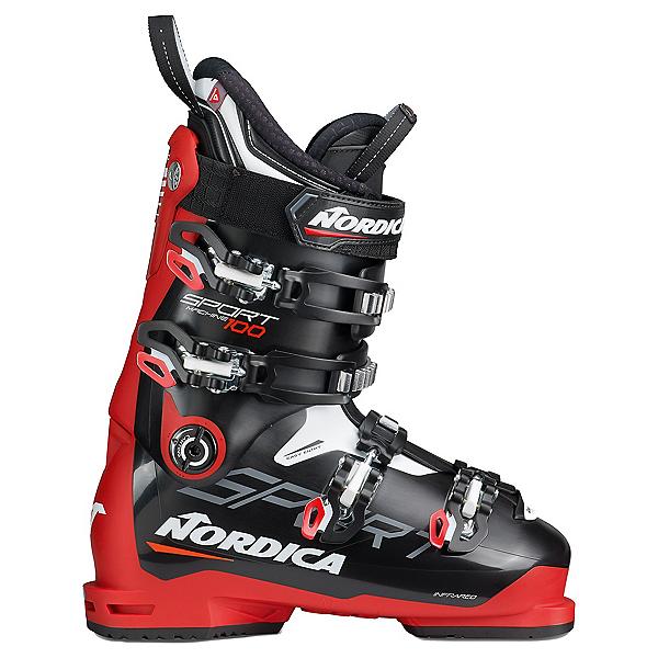 Nordica Sportmachine 100 Ski Boots, , 600