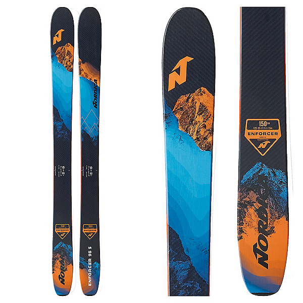 Nordica Enforcer 95 S Kids Skis, , 600