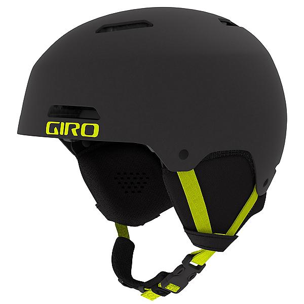 Giro Ledge Helmet 2020, Matte Warm Black-Citron, 600