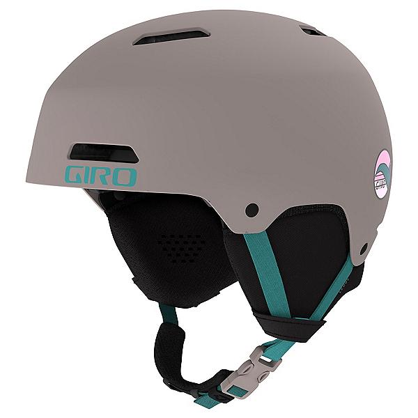 Giro Ledge MIPS Hanna Eddy Womens Helmet 2020, Matte Charcoal-Hanna Eddy, 600
