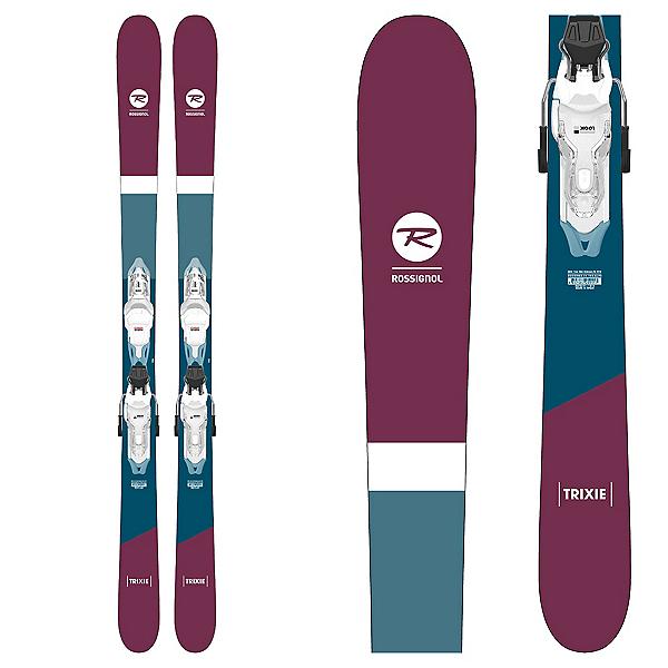 Rossignol Trixie Kids Skis with Xpress 10 GW, , 600
