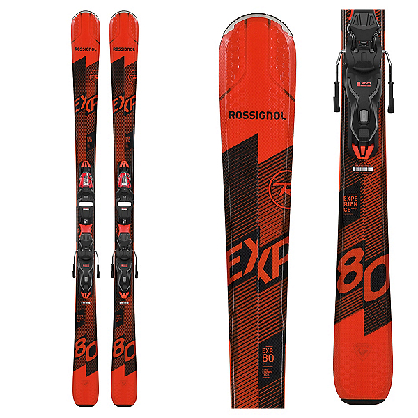 Rossignol Experience 80 CI Skis with Xpress 11 GW Bindings, , 600