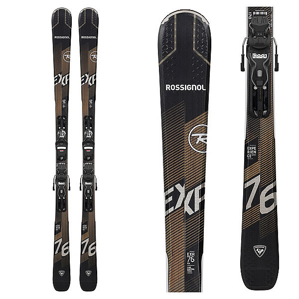 Rossignol Experience 76 CI Skis with Xpress 11 GW Bindings 2021, , 600