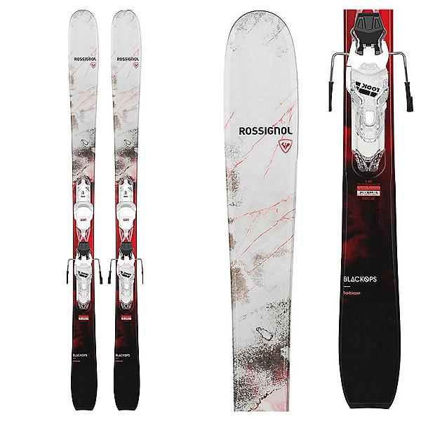 Rossignol Black Ops Trailblazer Women's Skis with Xpress 10 GW Bindings, , 600