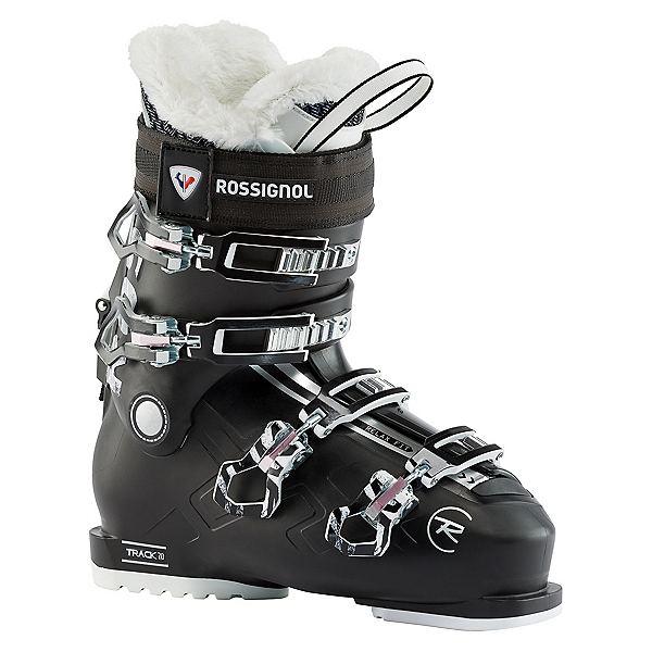 Rossignol Track 70 Womens Ski Boots, Black, 600