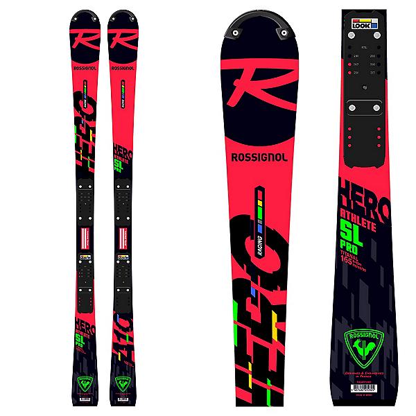 Rossignol Hero Athlete SL Pro Junior Race Skis, , 600