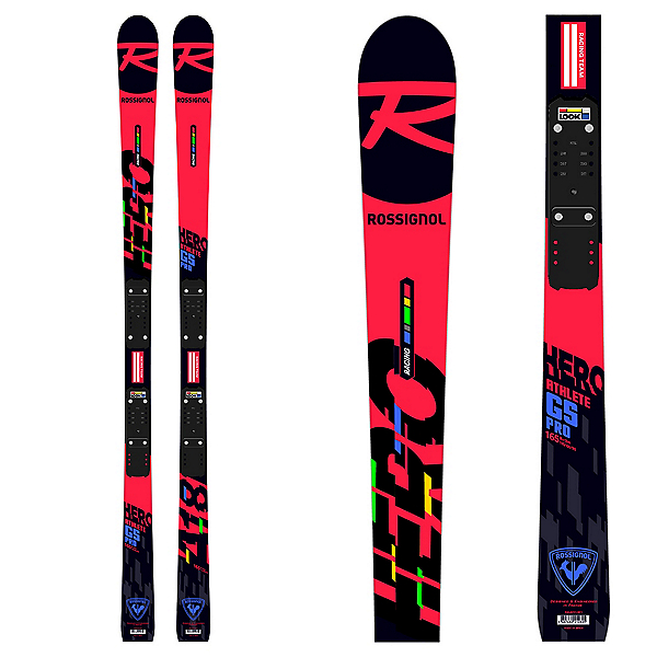 Rossignol Hero Athlete GS Pro Junior Race Skis, , 600