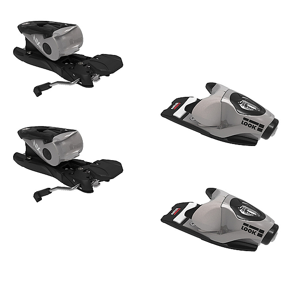 Look NX 11 GW Ski Bindings, Silver-Sparkle, 600