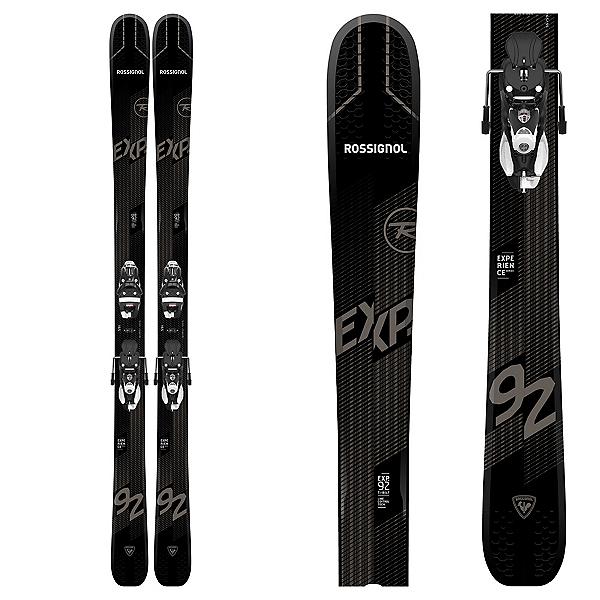 Rossignol Experience 92 TI Basalt Skis with SPX 12 Konect GW Bindings, , 600
