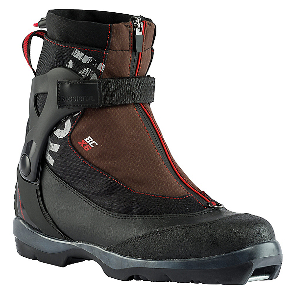 Rossignol BC X6 NNN BC Cross Country Ski Boots, Black, 600