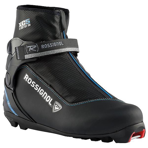 Rossignol XC5 FW NNN Cross Country Ski Boots, Black, 600