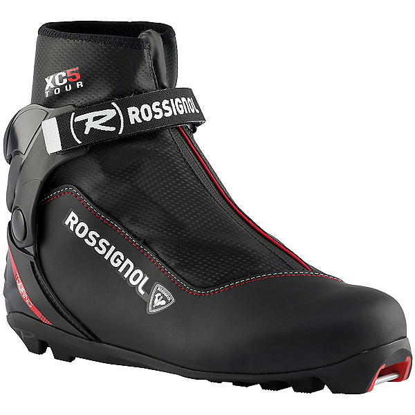 Rossignol XC5 NNN Cross Country Ski Boots 2021, Black, 600