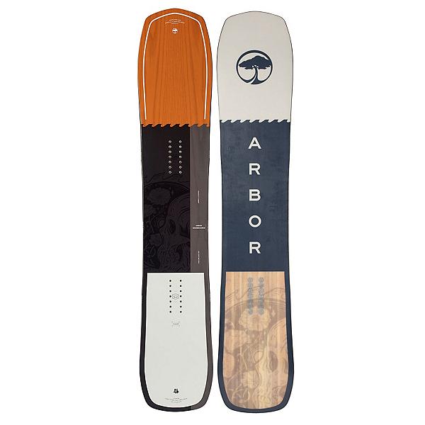 Arbor Crosscut Camber Snowboard 2021, , 600