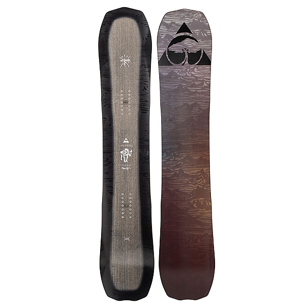 Arbor Bryan Iguchi Pro Camber Snowboard, , 600