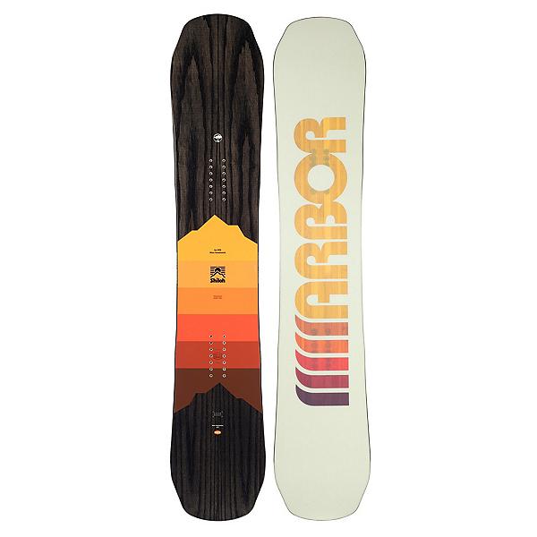Arbor Shiloh Rocker Wide Snowboard 2021, , 600