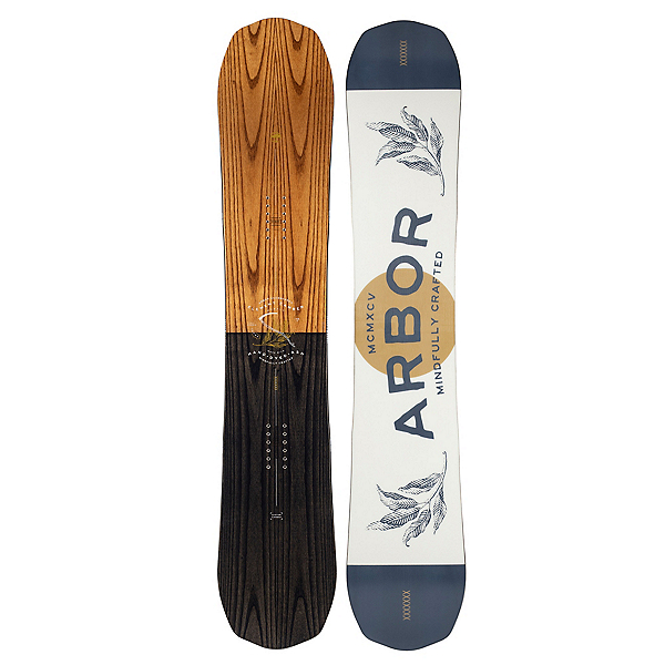 Arbor Element Rocker Snowboard, , 600