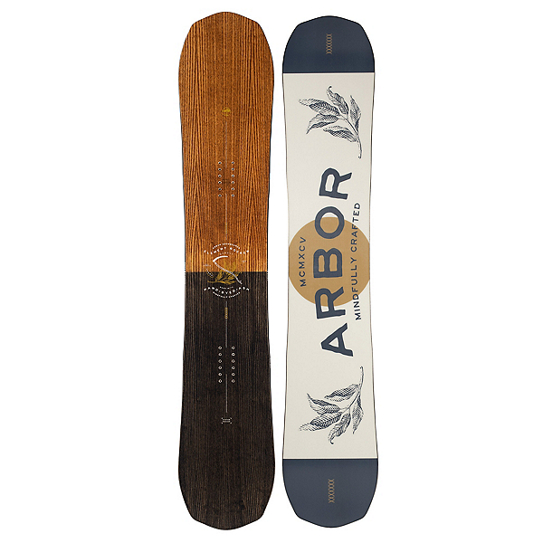 Arbor Element Camber Wide Snowboard, , 600