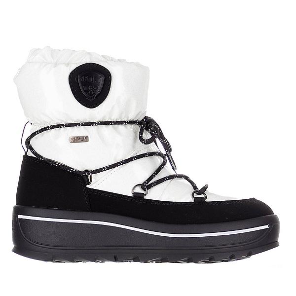 Pajar Taya Crystal Womens Boots, White, 600