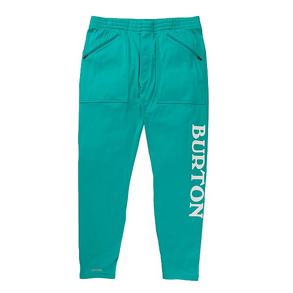 Burton Midweight Stash Mens Long Underwear Pants, Dynasty Green, 600