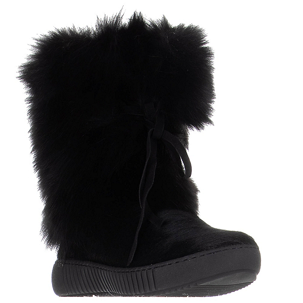 Pajar Fox Trot Short Womens Boots, Black All Over, 600