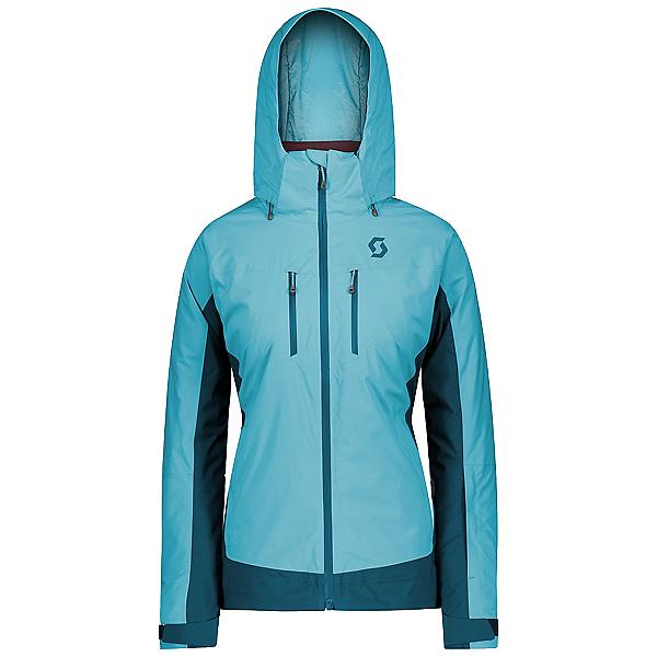 Blue Nights, Medium Mens 2020 Scott Ultimate DRX Jacket