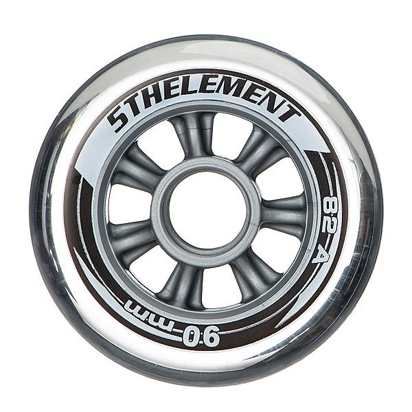 5th Element 90mm - 8 Pack Inline Skate Wheels, , 600