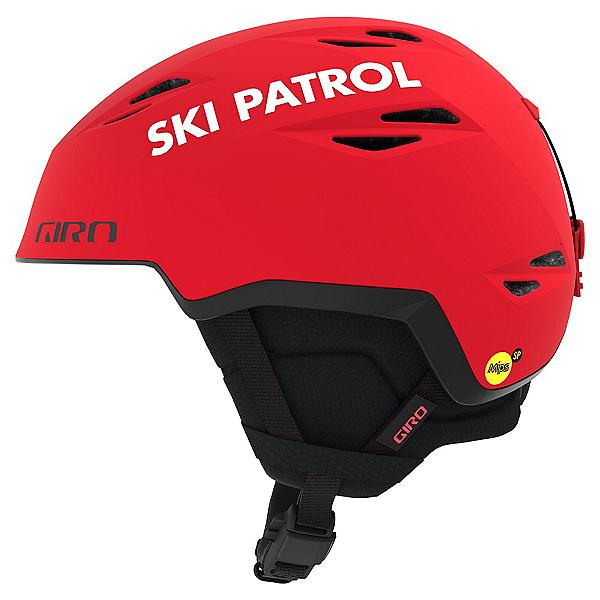Giro Grid MIPS Helmet, Bright Red Patrol, 600