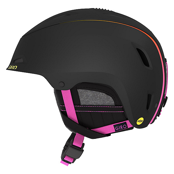 Giro Stellar MIPS Womens Helmet, Matte Black-Neon Lights, 600
