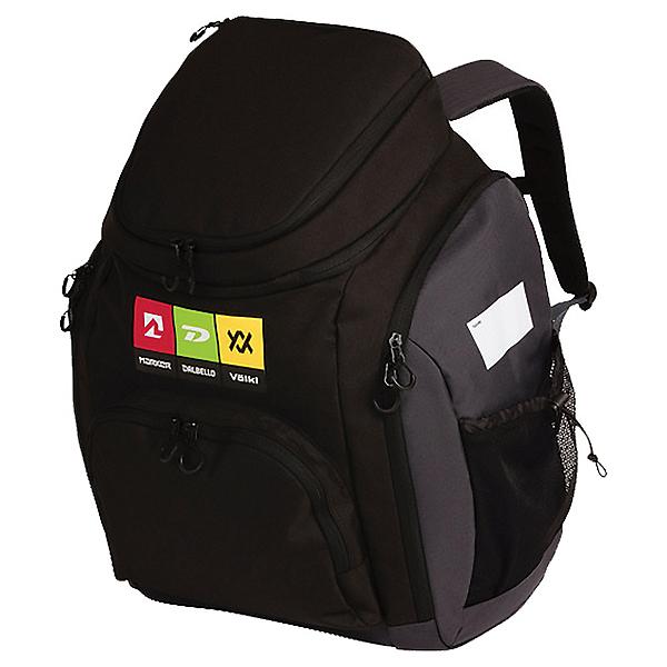 Volkl Race Team Backpack Ski Boot Bag, Black, 600