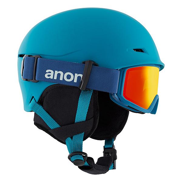 Anon Define Kids Helmet, Blue, 600