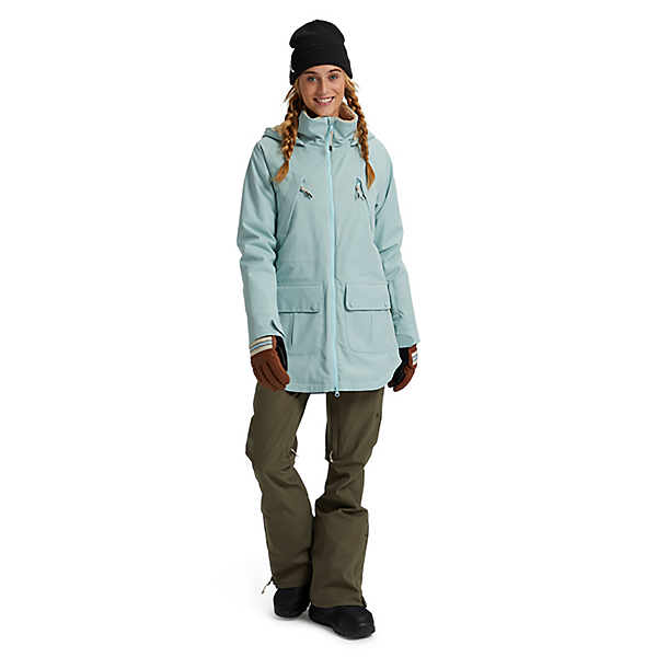 Burton Prowess Womens Insulated Snowboard Jacket, , 600