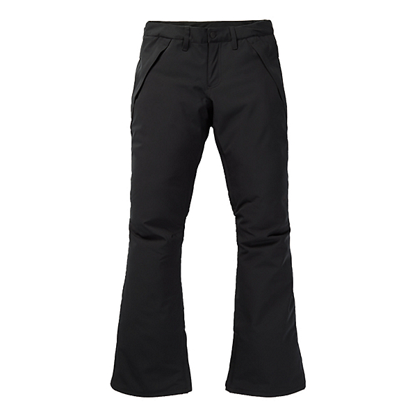 Burton Society Womens Snowboard Pants, True Black, 600