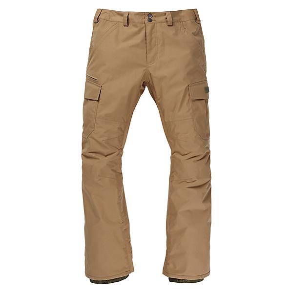 Burton Cargo - Short Mens Snowboard Pants, Kelp, 600
