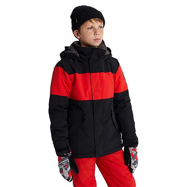 Burton Symbol Boys Snowboard Jacket, , 600
