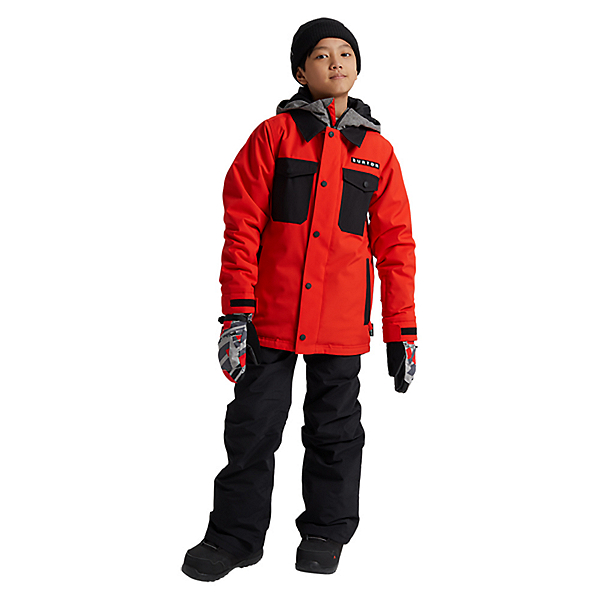 Burton Uproar Boys Snowboard Jacket, , 600