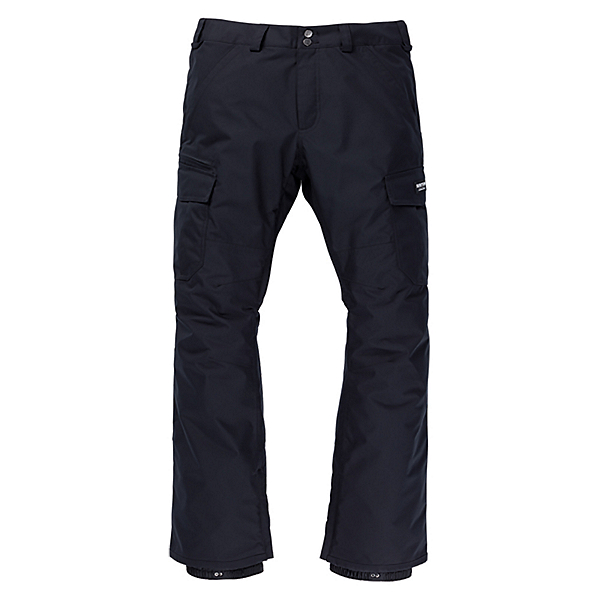 Burton Cargo Mens Snowboard Pants, True Black, 600