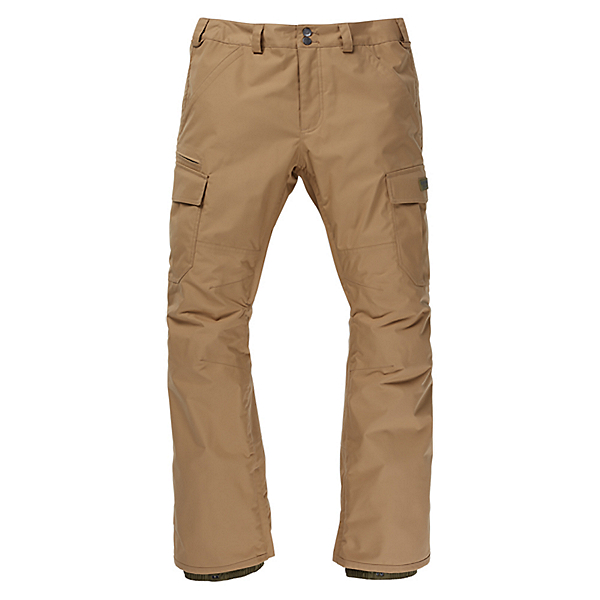 Burton Cargo Mens Snowboard Pants 2022, Kelp, 600