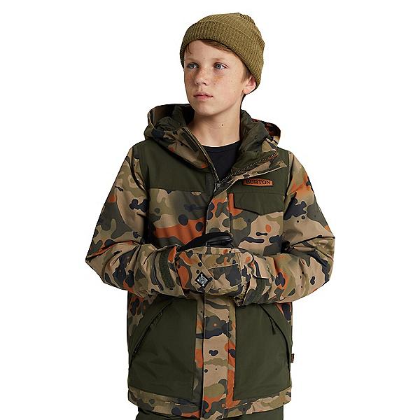Burton Dugout Boys Snowboard Jacket, , 600