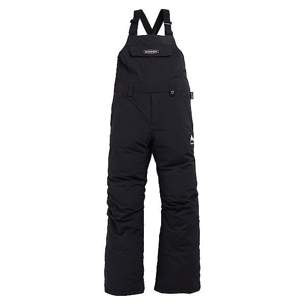 Burton Skylar Bib Kids Snowboard Pants 2022, True Black, 600
