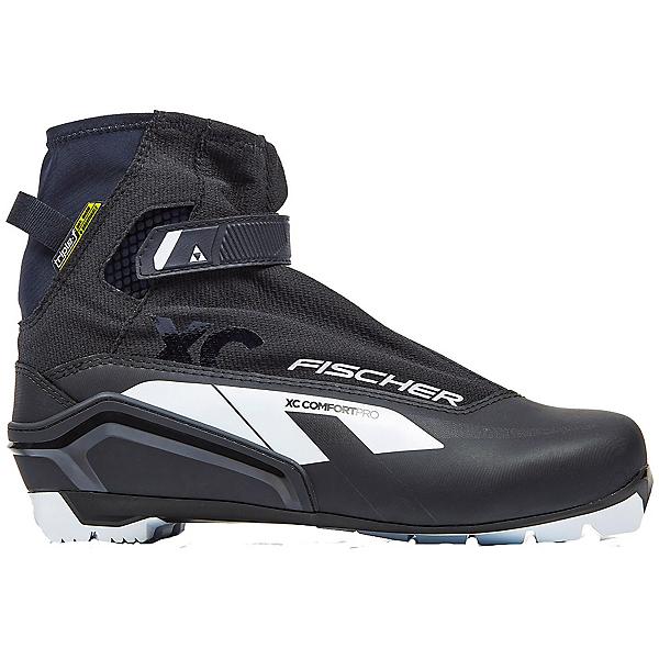Fischer XC Comfort Pro NNN Cross Country Ski Boots 2022, Black, 600