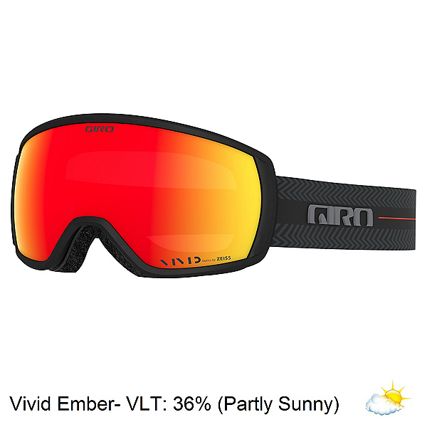 Giro Balance Goggles, Part Sun, 600