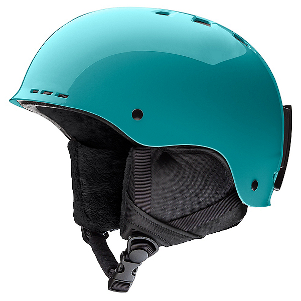 Smith Holt Jr. Kids Helmet, Peacock, 600