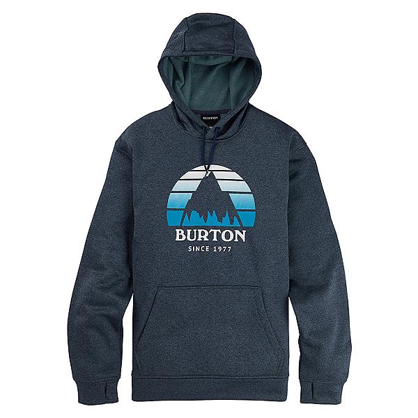 Burton Oak Seasonal Pullover Mens Hoodie, , 600