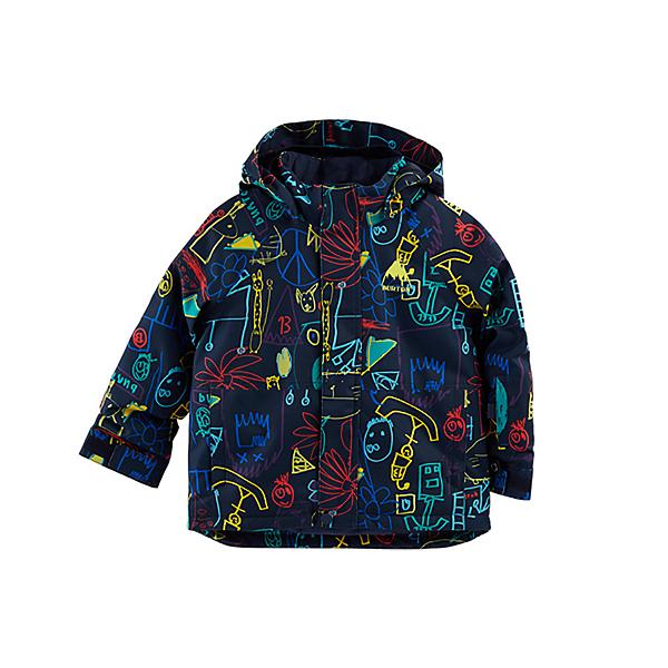 Burton Classic Toddler Ski Jacket, Art Class, 600