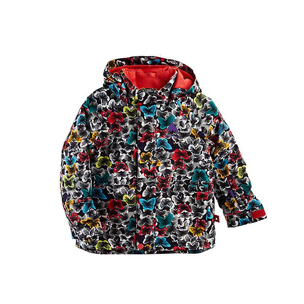 Burton Classic Toddler Ski Jacket, Multicolor Butterfly, 600